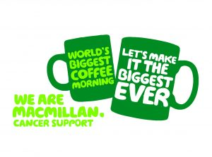 MacmillanBiggestCoffeeMorning